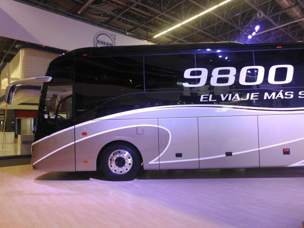 B13R: El alma del Volvo 9800, ya disponible en el mercado