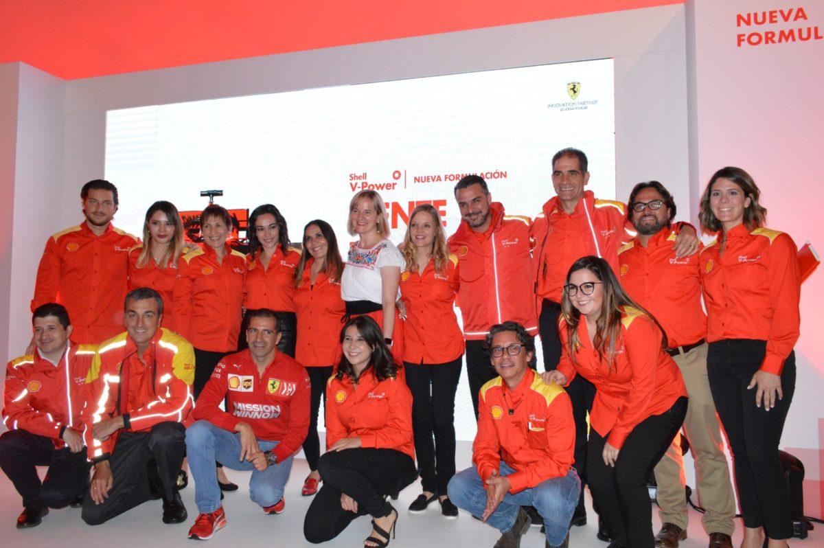 Shell V-Power ofrece nueva formulación en México