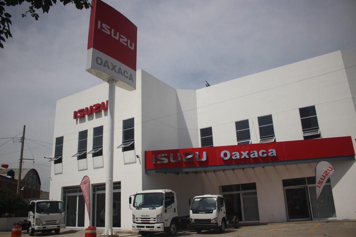 Isuzu amplía presencia en sureste con apertura en Oaxaca