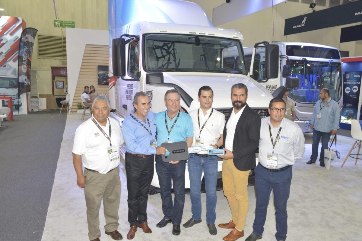 Highway Trucks, impulso de Grupo Volvo en el norte del país