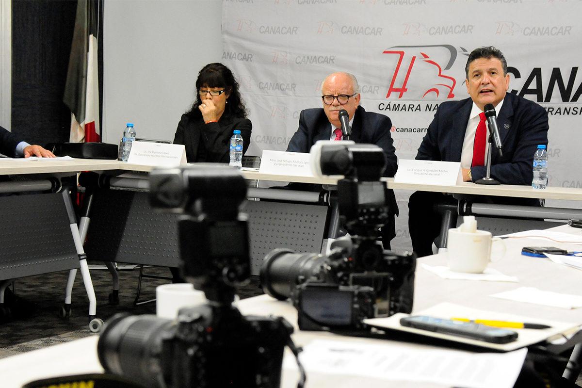 Autotransporte mexicano, nuevamente en desventaja con el T-MEC