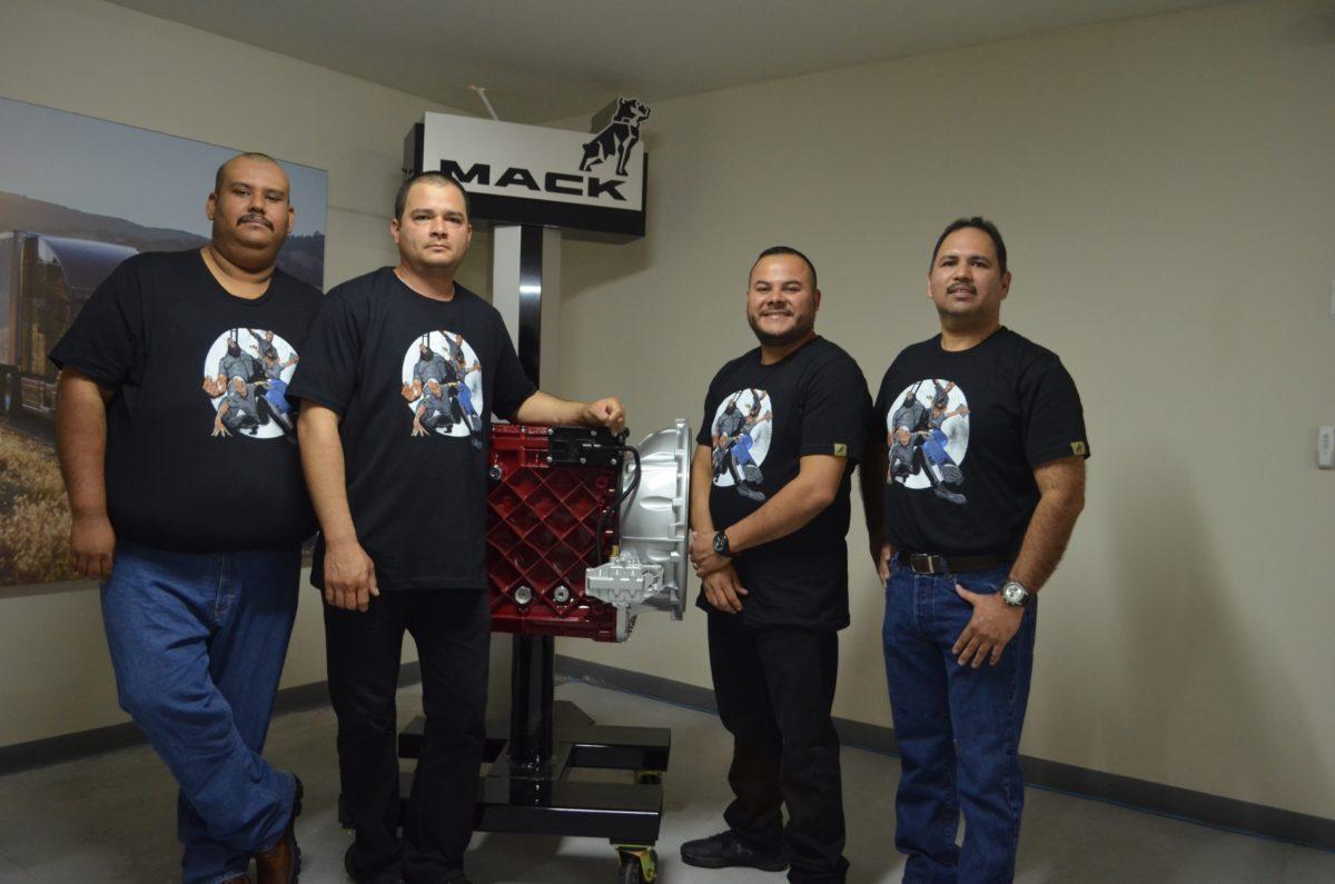 Mack Masters 2019: Tractoremolques del Noroeste engrandece el nombre de México