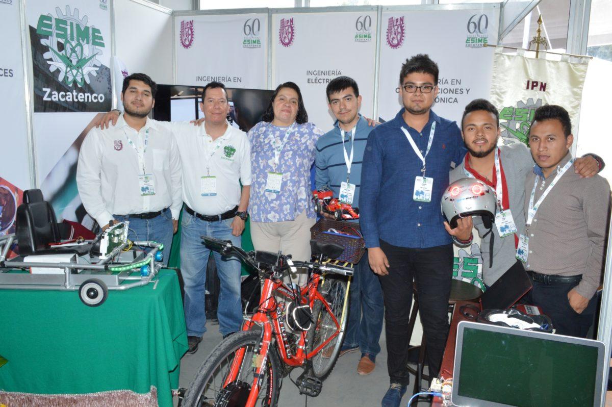 Contribuye Politécnico a una movilidad sustentable en la CDMX