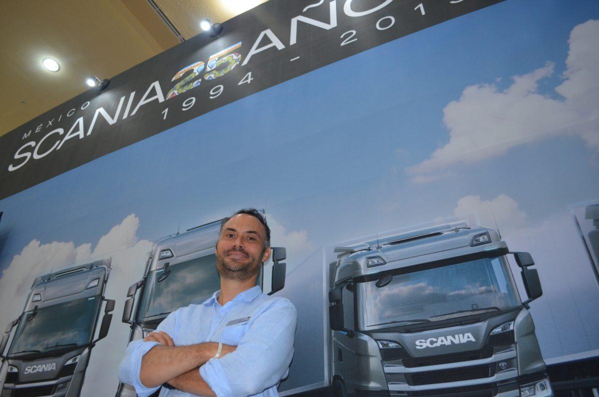 Scania va por más tractos que buses para 2021