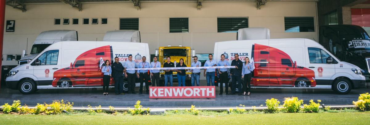Kenworth BACE estrena talleres móviles en el Bajío