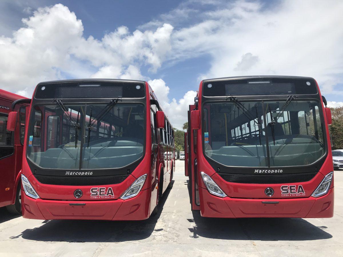 Movilidad y turismo de Cancún se benefician con Mercedes-Benz