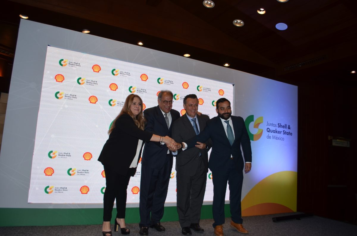 Shell y CISA concretan alianza para comercialización de lubricantes